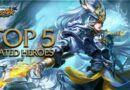 Mobile Legends: Top 5 Most Hated Heroes / Top 5 Most Annoying Heroes