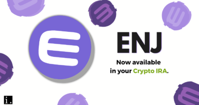 Protected: Enjin (ENJ) in Crypto IRA / 401k Retirement Accounts at iTrustCapital